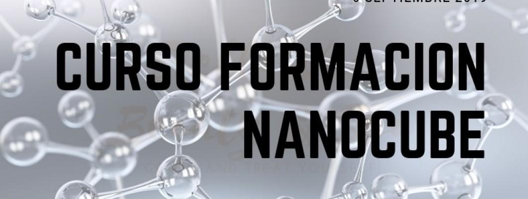 Curso Formación - Nanocub 6 Septiembre 2019