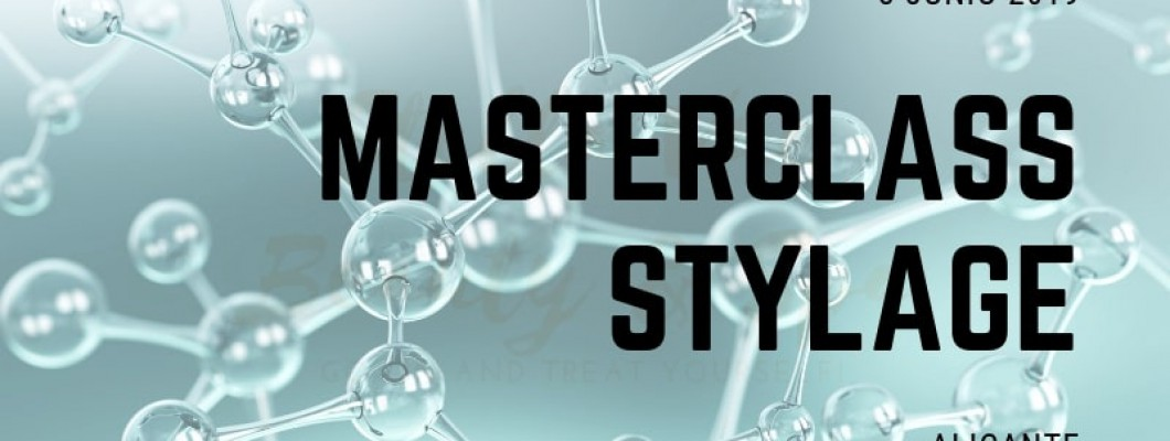 Masterclass - Stylage 8 Junio 2019